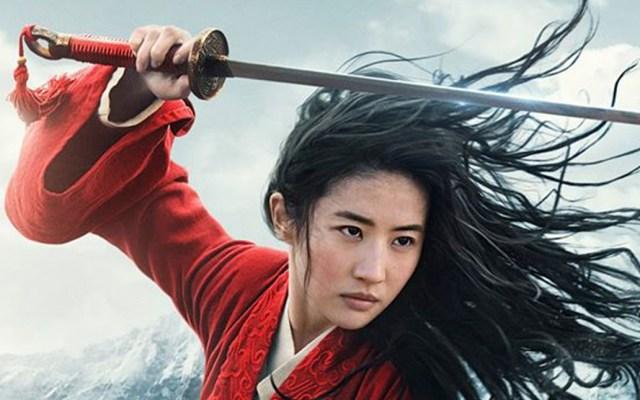 COVID-19 provoca retraso y cancelación de películas y festivales - Póster de Mulan. Foto de  @WaltDisneyMulan