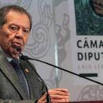 Que Mario Delgado aclare recursos en campaña para dirigir Morena: Muñoz Ledo - Muñoz Ledo Porfirio
