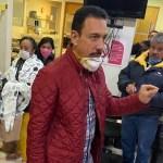 Omar Fayad, gobernador de Hidalgo, da positivo por COVID-19