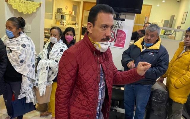 Omar Fayad, gobernador de Hidalgo, da positivo por COVID-19 - Foto de @OmarFayad