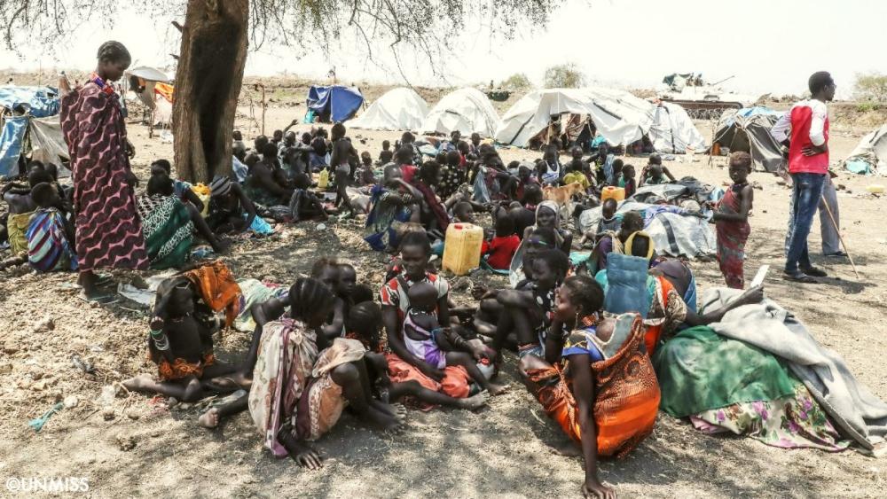 ONU condena escalada de violencia en Sudán del Sur - onu sudán