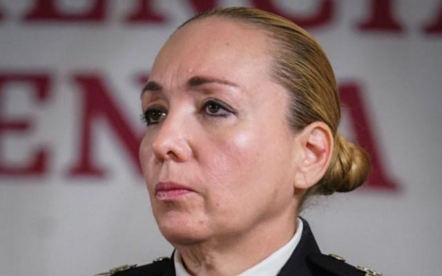 Destituyen a Rosalinda Patricia Trujillo, coordinadora operativa de la Guardia Nacional - Foto de Gobierno de México