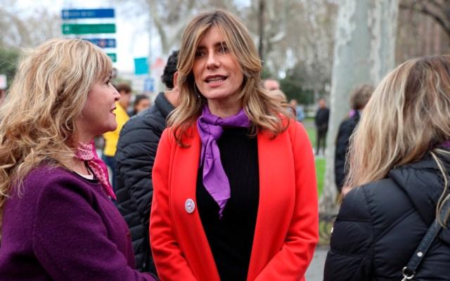 Esposa del presidente del Gobierno de España da positivo a COVID-19 - María Begoña Gómez, esposa del presidente del Gobierno de España, Pedro Sánchez, dio positivo a la prueba del coronavirus
