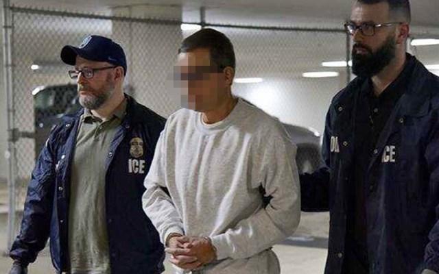Mexicano detenido por ICE da positivo a COVID-19 - Persona detenida por ICE. Foto Archivo / U.S. ICE