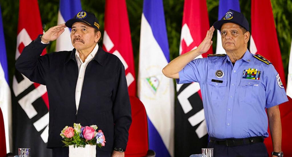 EE.UU. sanciona a la Policía Nacional de Nicaragua por abusos a los derechos humanos - El Gobierno de EE.UU. acusó al cuerpo policial de Nicaragua de llevar a cabo asesinatos extrajudiciales, desapariciones y secuestros de ciudadanos