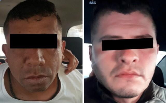 Detienen a posibles autores materiales del feminicidio de Abril Pérez - Presuntos asesinos Abril Pérez