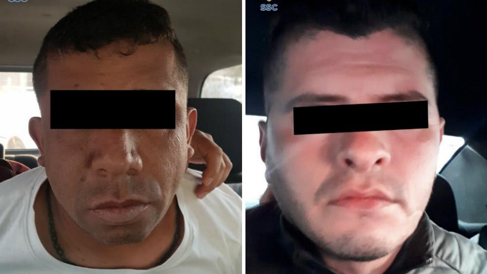 Presuntos asesinos Abril Pérez