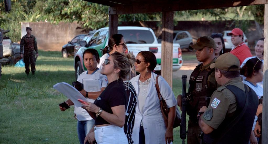 Recapturan a 429 reos tras fuga masiva en Brasil por medidas contra COVID-19 - Las autoridades brasileñas dijeron que hasta ahora se ha comprobado la huida de 834 reos, aunque admitieron que el número podría ser mayor