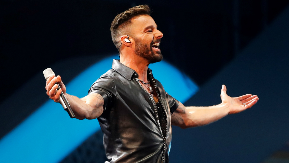 Ricky Martin pospone el resto de su gira en México por COVID-19 - Foto de EFE