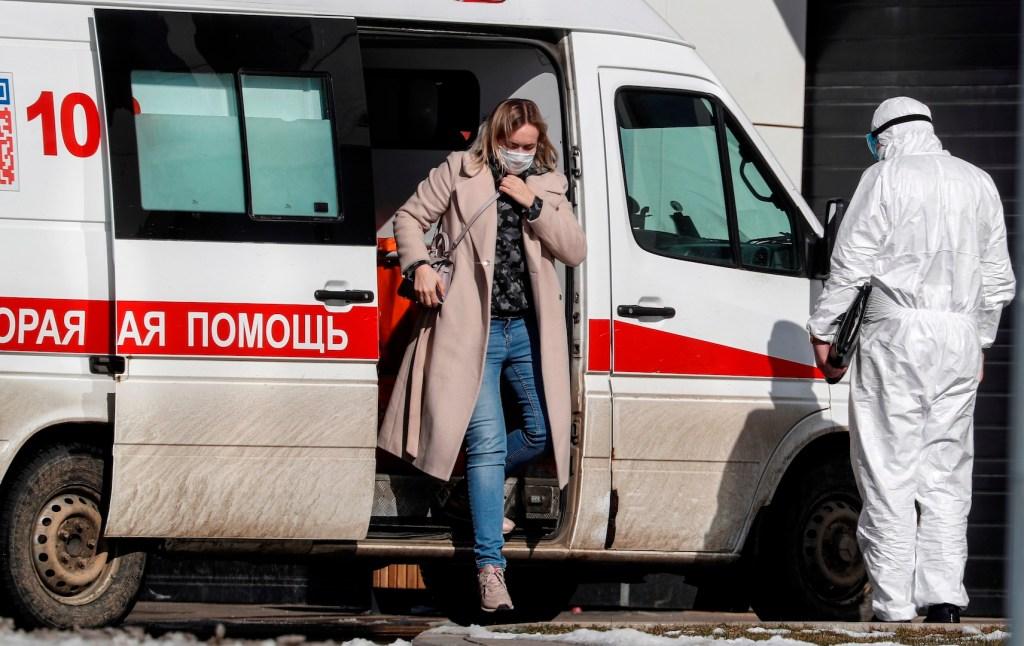 Rusia cierra fronteras por COVID-19 - Foto de EFE