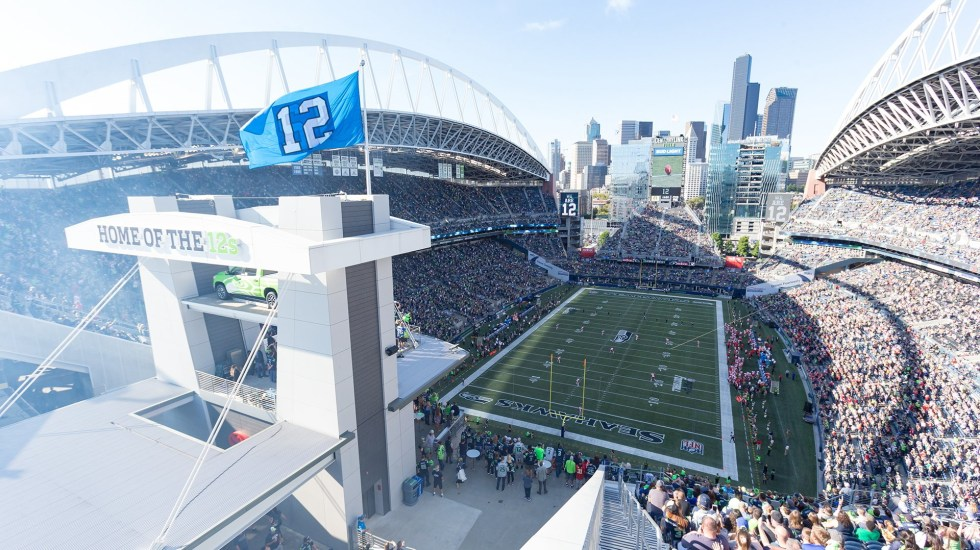 Estadio de Seahawks y Sounders de Seattle funcionará como hospital - Seattle estadio Seahawks Sounders
