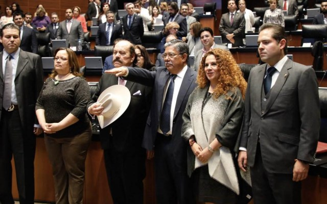 Senado elige a Hermilo Ceja Lucas como nuevo comisionado de la CRE - Senado de México Hermilo Ceja Lucas