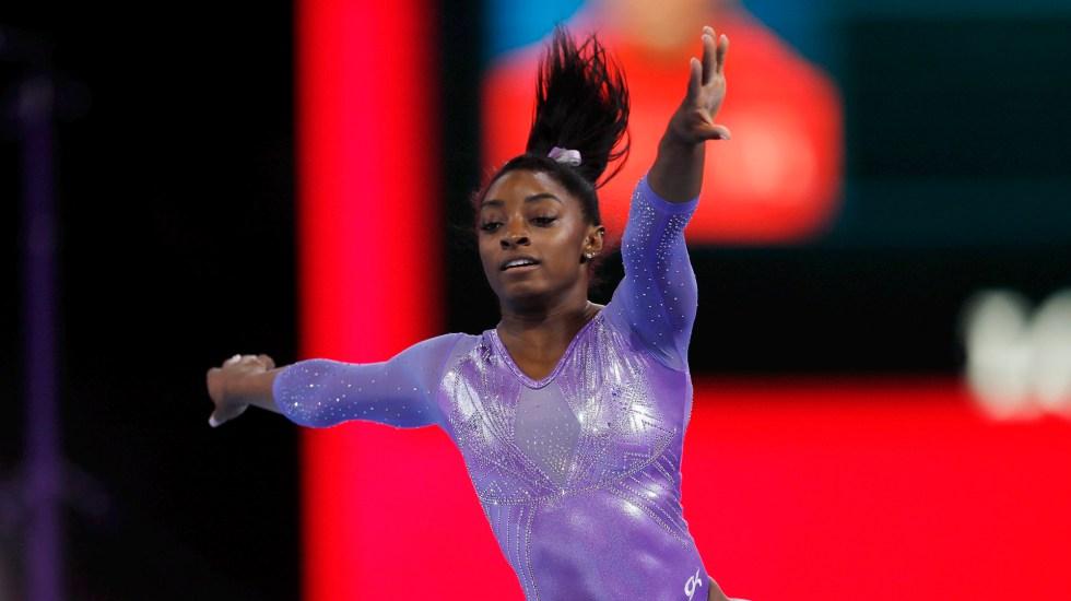 EE.UU. bate récord histórico de mujeres en unos JJ.OO., con 329 - Simone Biles mujeres