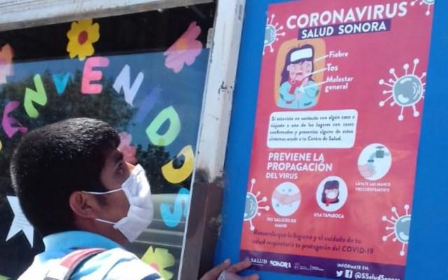 Confirman cinco casos positivos de COVID-19 en Sonora - Sonora coronavirus covid-19