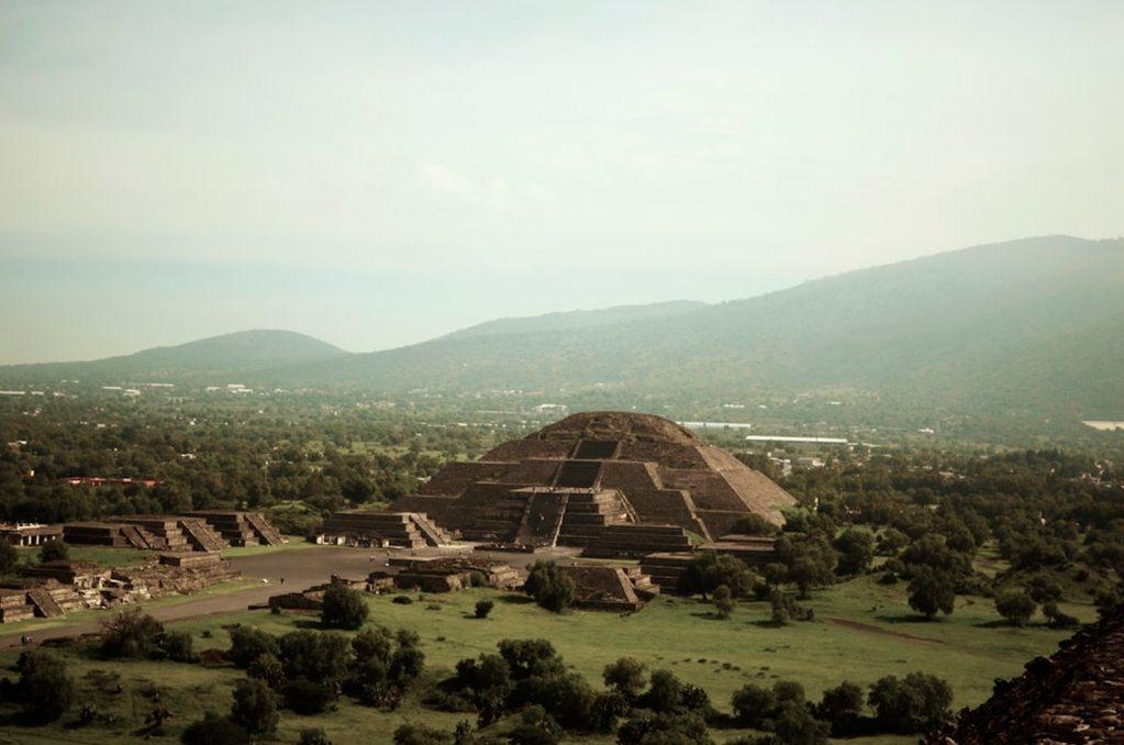 Teotihuacán permanecerá cerrado el 21 y 22 de marzo por COVID-19 - Foto de Abimelec C. @abimelec