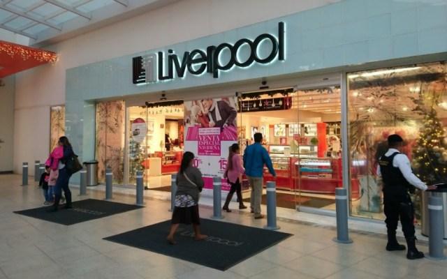 Anuncia Liverpool cierre de sus tiendas físicas por COVID-19 - Foto de Google Maps