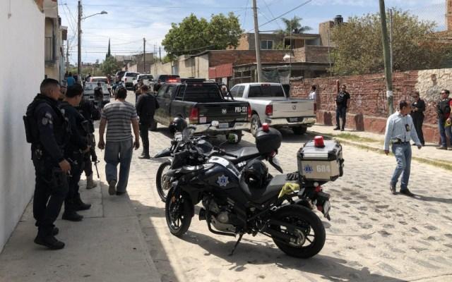 Suman 3 muertos por enfrentamientos en Tlaquepaque, Jalisco - Foto de @antonionerij