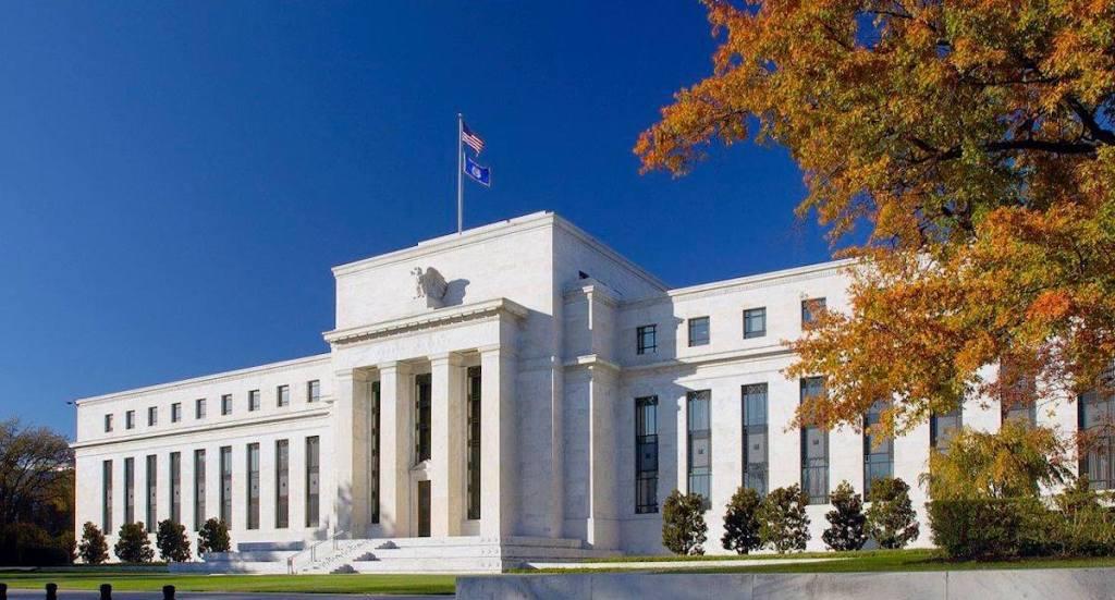 Reserva Federal inyectará 1.5 billones de dólares en el sistema financiero - Instalaciones de la Reserva Federal de Estados Unidos, US FED. Foto de facebook/federalreserve.