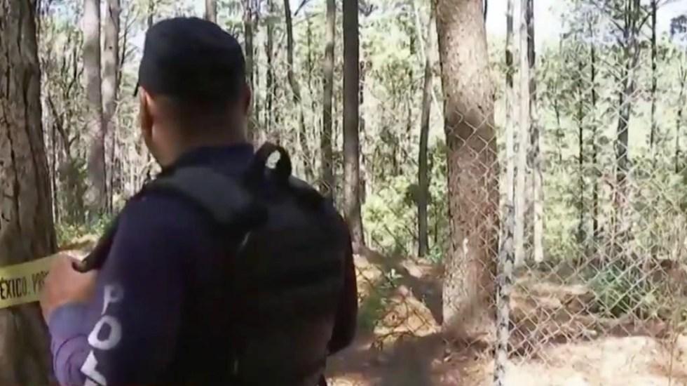Realizan pruebas para determinar qué animal mató a habitante de Valle de Bravo - Valle de Bravo felino