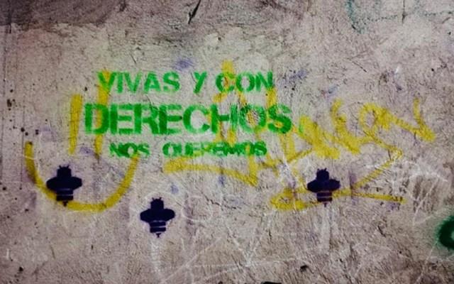 Veracruz se prepara para jornada de protestas en Día de la Mujer - Vivas y con derechos nos queremos. Foto de @ccolmenaverde