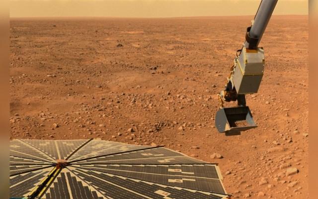 Los meteoritos sugieren que Marte no tenía un océano de magma - Imagen de WikiImages en Pixabay