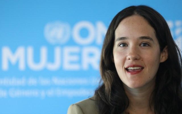 Ximena Sariñana es nueva embajadora de ONU Mujeres México - Foto de EFE