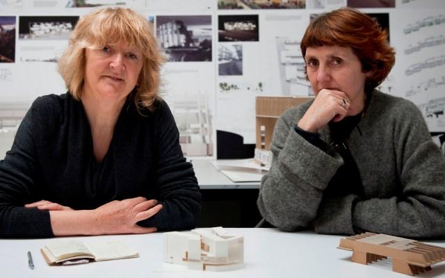 Yvonne Farrell y Shelley McNamara ganan el premio Pritzker 2020 - Las arquitectas irlandesas Yvonne Farrell y Shelley McNamara. Foto de EFE