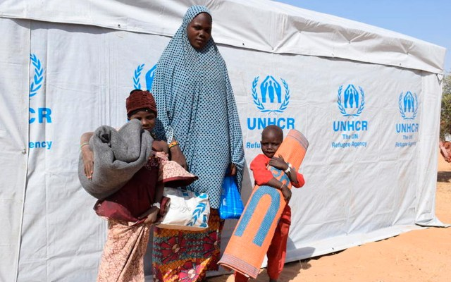 ACNUR alerta por aumento de abusos a mujeres y niñas refugiadas - ACNUR alerta por aumento de abusos a mujeres y niñas refugiadas