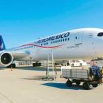 Parte a Shanghai vuelo para traer equipo médico a México