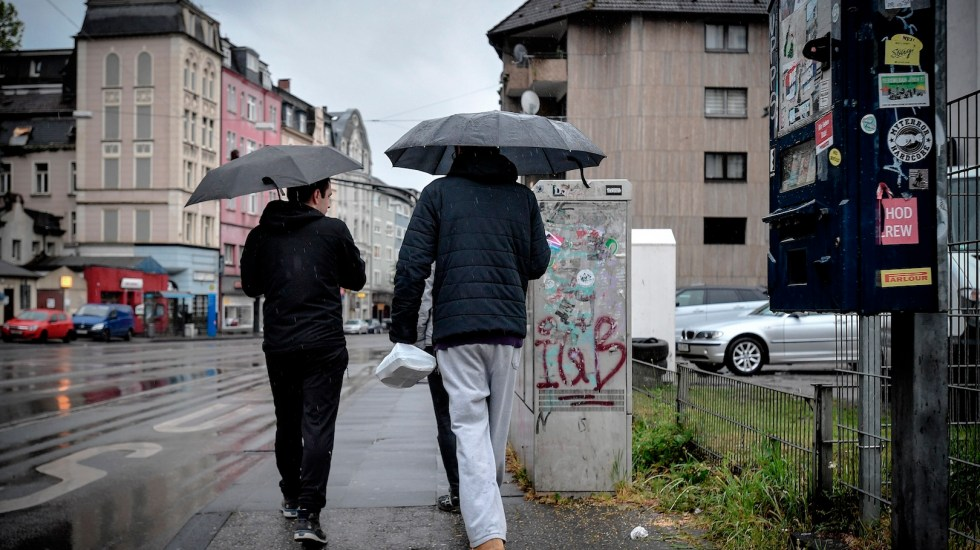 Alemania levanta algunas medidas pero mantiene el distanciamiento social - Foto de EFE