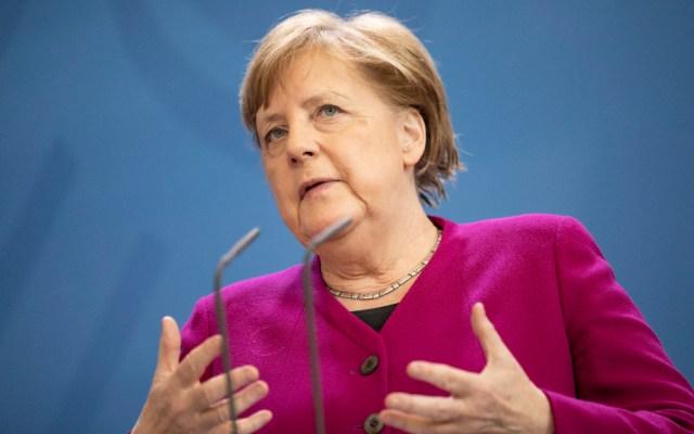 Merkel afirma que Alemania debe aumentar su aporte a la UE - Angela Merkel Alemania