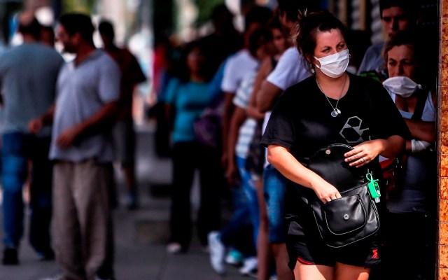 Multas de hasta 29 mil pesos en Buenos Aires por no usar mascarilla - Argentina Buenos Aires coronavirus COVID-19
