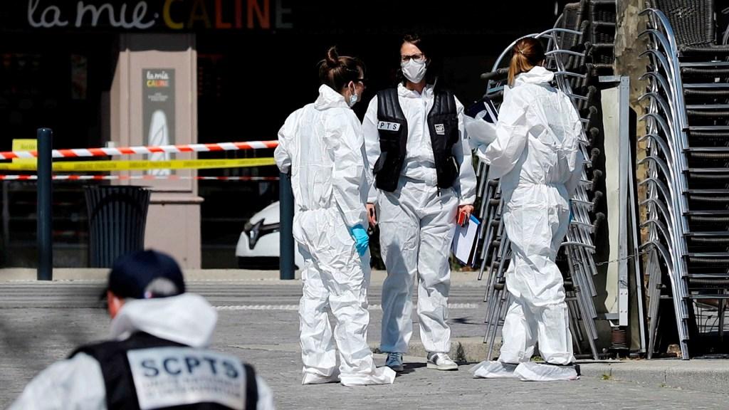 Ataque con cuchillo deja dos muertos y seis heridos en Francia - ataque cuchillo Francia