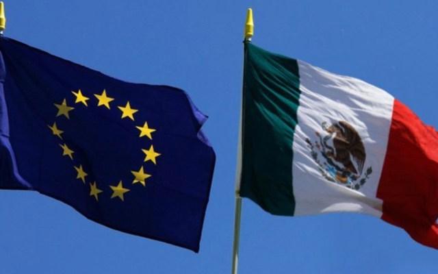 México y Unión Europea concluyen negociación de su nuevo acuerdo comercial - Foto de @SE_mx