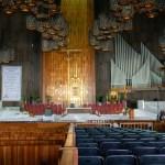 Misa dominical oficiada por Carlos Aguiar Retes desde la Basílica de Guadalupe - Foto de Notimex