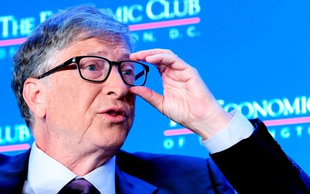 Líderes de la industria de la tecnología aplauden triunfo de Biden - Bill Gates Trump coronavirus COVID-19