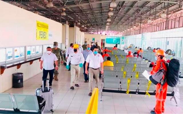 Suman siete muertos y 78 casos por COVID-19 en Campeche - Campeche coronavirus COVID-19