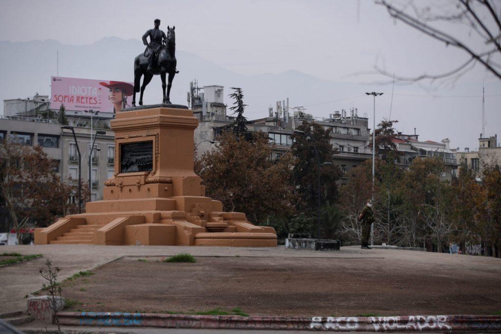 Presidente de Chile respalda a ministro de Salud tras críticas por manejo de COVID-19 - Foto de EFE