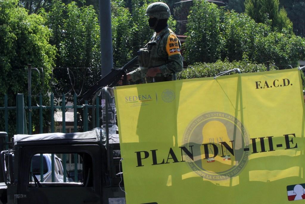 Inicia vigilancia de instalaciones hospitalarias por pandemia de COVID-19 - Foto de Notimex