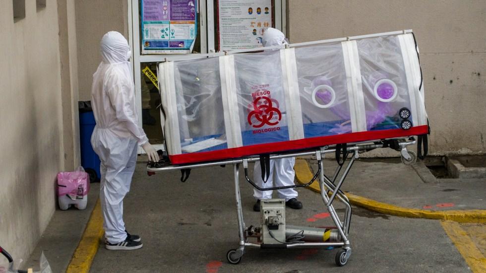2020, el año en que fuimos pandemia, por Juan Ramón de la Fuente - COVID-19 coronavirus México hospital personal médico