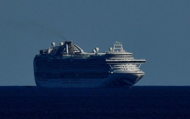 Familia de pasajero muerto por COVID-19 en crucero demanda a Princess - Crucero Princess Ruby COVID-19
