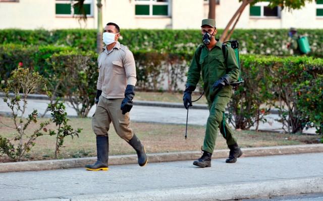 Cuba supera los mil casos de COVID-19 - Foto de EFE