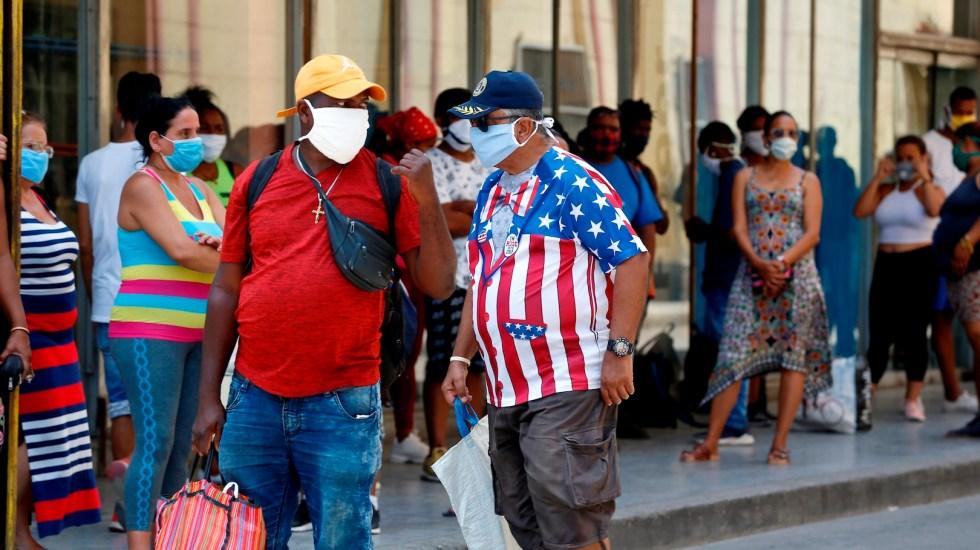 Cuba deja en libertad a 6 mil 579 presos ante pandemia de COVID-19 - Foto de EFE