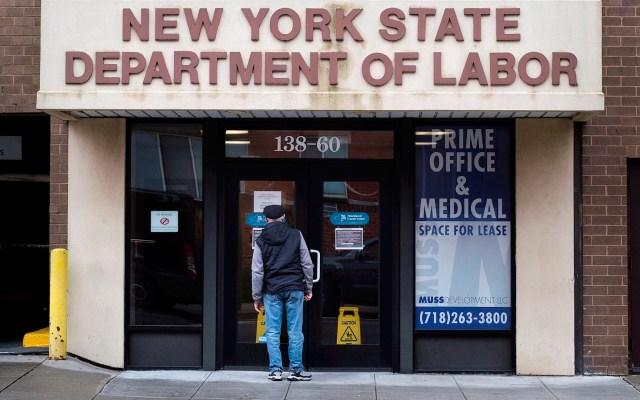 Pedidos semanales de subsidio por desempleo en EE.UU. bajan a 1.18 millones - desempleo ee.uuu. coronavirus COVID-19