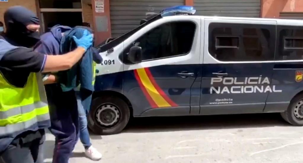 Detienen en España a uno de los terroristas más buscados del EI - Detenido terrorista España Estado Islámico