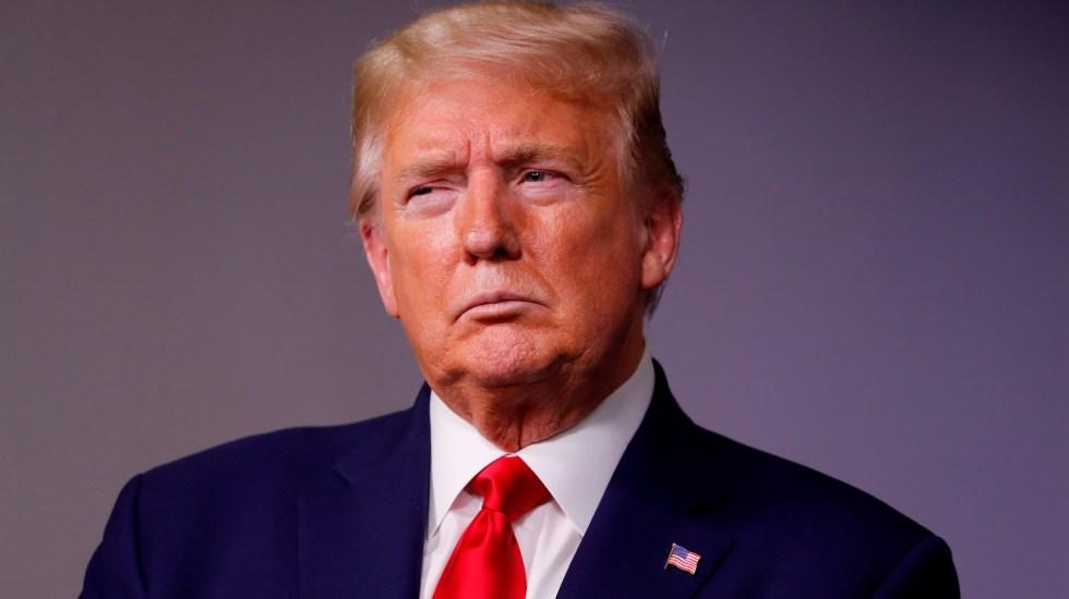 Trump planea llenar Reserva Estratégica de Petróleo - Foto de EFE