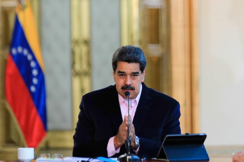 Trump trata de desviar la atención sobre la crisis humanitaria por COVID-19: Maduro - Foto de EFE