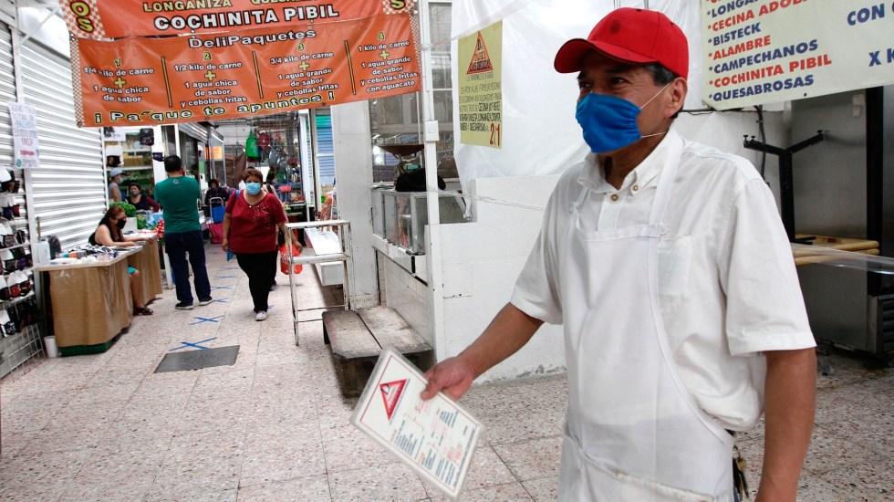 Tasa de desempleo cayó al 7.4 % en agosto en los países de la OCDE - Desempleo en México