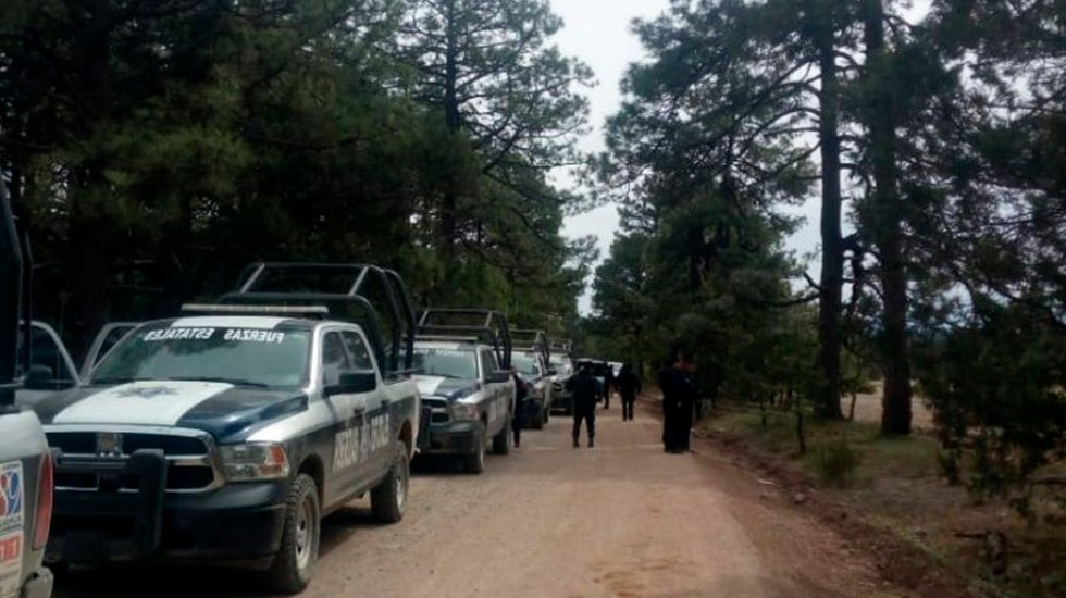 'La Línea' mata a 19 integrantes de 'Gente Nueva' en Chihuahua, asegura Fiscalía - enfrentamiento madera, chihuahua