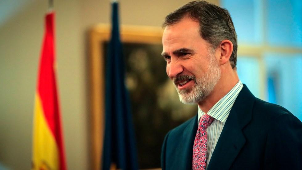 Felipe VI confirma a la ONU el apoyo de España para respuesta a pandemia - Foto de EFE